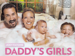 People Magazine Fatone