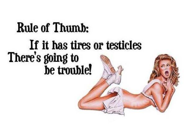 Rule of a thumb